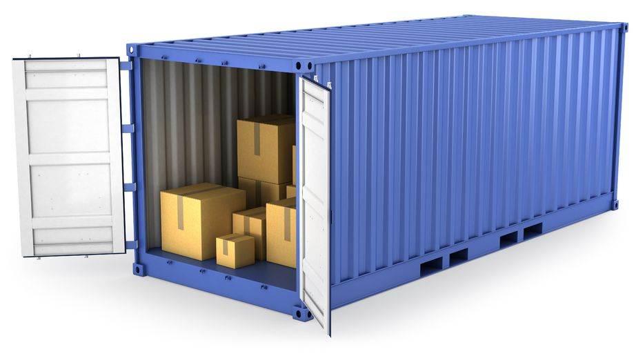 Locations de containers nus for Location container prix